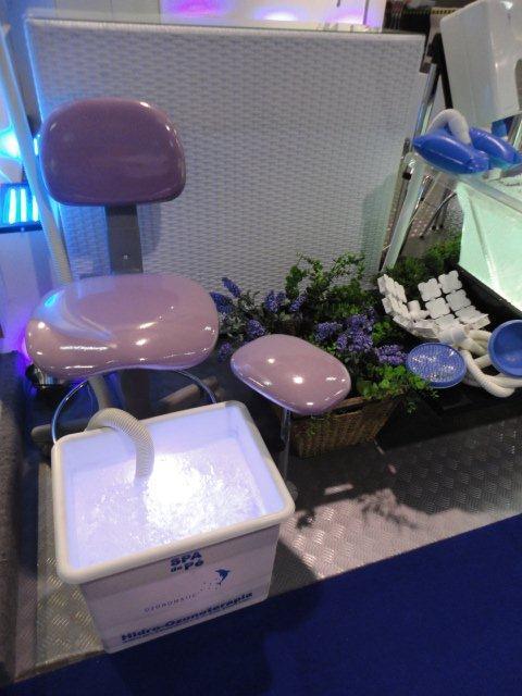 Info 15D – SPA Concept – Beauty Fair – Banheira Cristal e SPA dos pés