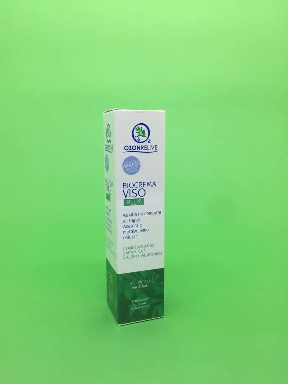 Ozonrelive Biocrema Viso Plus 1a