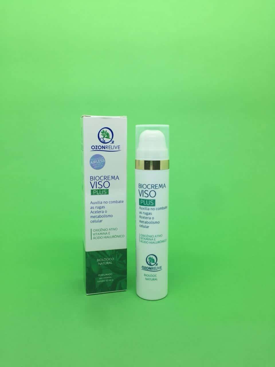 Ozonrelive Biocrema Viso Plus 2a