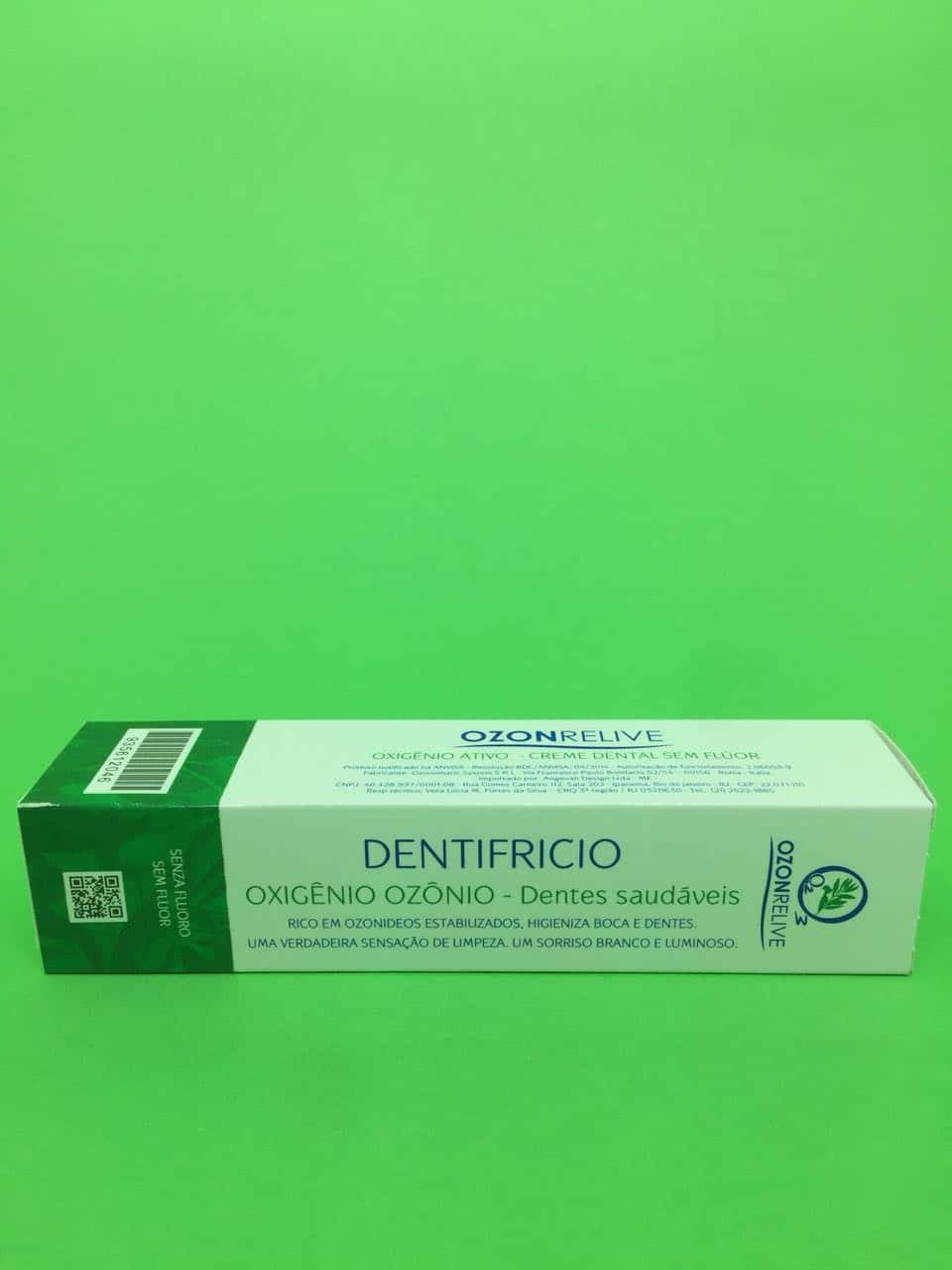 Ozonrelive Dentifricio 1