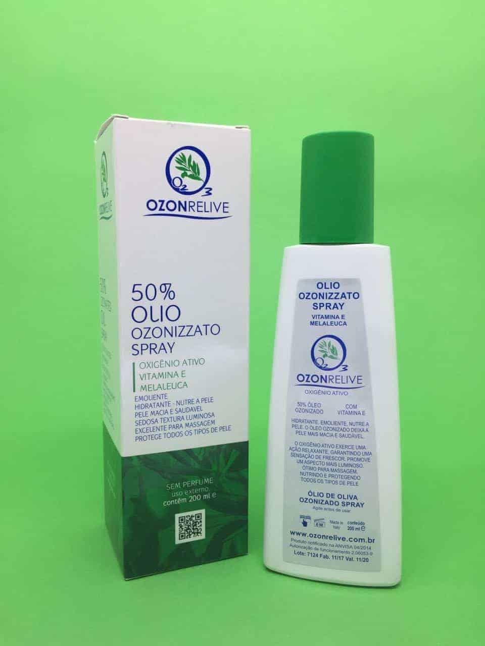 Ozonrelive Olio Ozonizzato 2