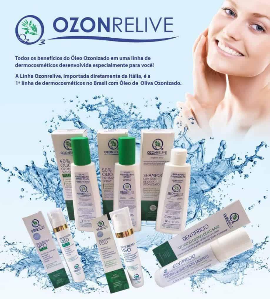 Linha Ozonrelive 2018