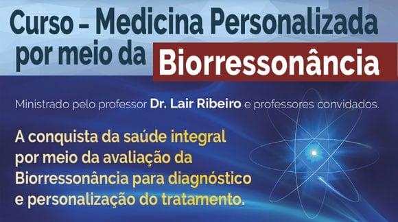 Curso Medicina Personalizada por meio da Bioressonância